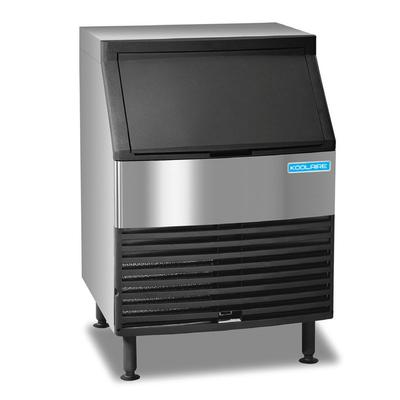 Koolaire KDF-0150A 38.5H Full Cube Undercounter Ice Maker - 168 lbs/day, Air Cooled on Sale