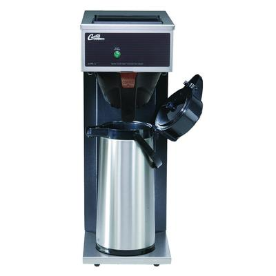 Curtis CAFE0AP10A000 Airpot Pour-Over Coffee Brewer w/ (1) Lower Warmer, 2.2 L Capacity, Manual Fill, 120v on Sale