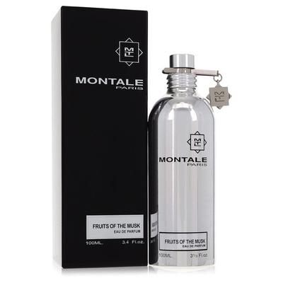 Montale Fruits Of The Musk For Women By Montale Eau De Parfum Spray (unisex) 3.4 Oz