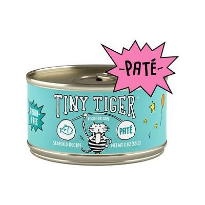 Tiny Tiger Pate Seafood Recipe G...
