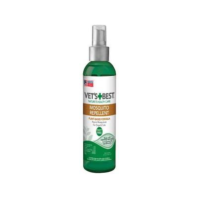 Vet's Best Natural Mosquito Repellent Spray for Dogs & Cats, 8-oz bottle
