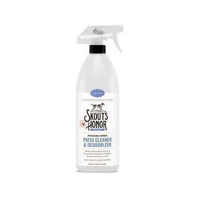 Skout's Honor Professional Strength Patio Cleaner & Deodorizer, 35-oz bottle