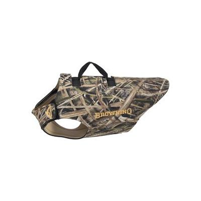 Browning Mossy Oak Shadow Grass Blades 5MM Neoprene Dog Vest, X-Large