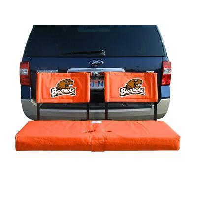 Oregon State Beavers Tailgate Hitch Seat/Cargo Carrier