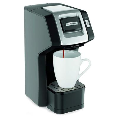 Hamilton Beach HDC311 1 Cup Coffee Brewer for K-Cup Capsules - Black, 120v on Sale