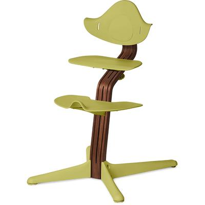 Nomi Chair - Lime/Walnut