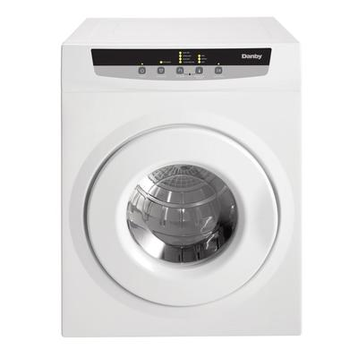 Danby DDY060WDB 3.42 cu ft Portable Dryer w/ (4) Drying Cycles - White, 110v