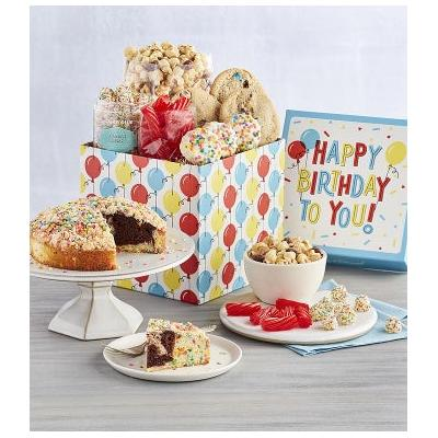 Birthday Gift Box - Gift Baskets & Fruit Baskets - Harry and David