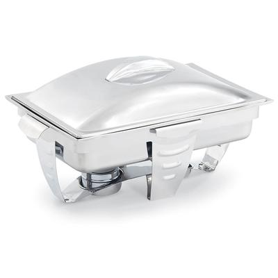 Vollrath 49520 Full Size Chafer w/ Lift-off Lid & Chafing Fuel Heat on Sale