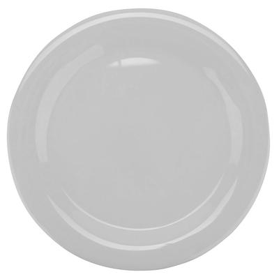 GET NP-10-DW 10.5 Round Dinner Plate, Melamine, White on Sale