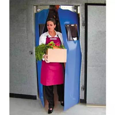 Curtron PP-C-080-3684 36 x 84 H Swing Door for Walk In Coolers & Freezers, .08 Thick on Sale