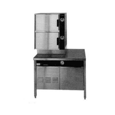 Groen HY-6SE-36 (6) Pan Convection Steamer - Cabinet, Includes Worktop, 208v/3ph on Sale