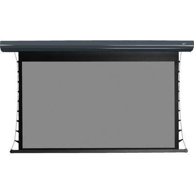 "Elite Screens 106"" Starling Tab Tension 2 CineGrey Motorized Projection Screen"