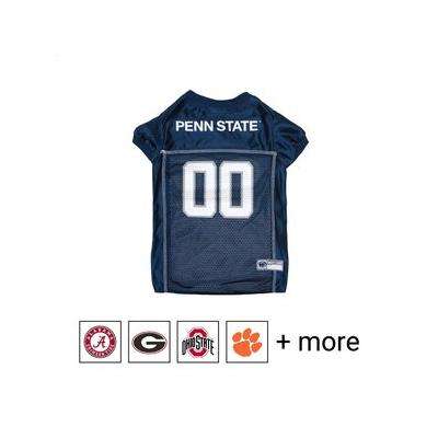 Pets First NCAA Dog & Cat Mesh Jersey, Penn State, X-Large