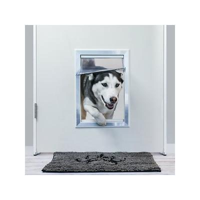 BarksBar Plastic Dog Door, Large