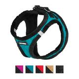 Best Pet Supplies - Best Pet Supplies Voyager Padded Fleece Dog Harness, Turquoise, Small