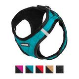 Best Pet Supplies - Best Pet Supplies Voyager Padded Fleece Dog Harness, Turquoise, X-Large