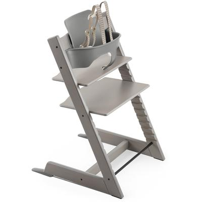 Stokke 2019 / 2020 Tripp Trapp High Chair - Oak Greywash