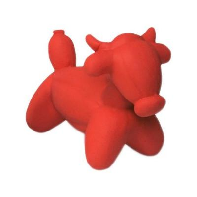 Charming Pets Balloon Dog Toy, Bull, X-Small