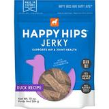 Happy Hips - Happy Hips Jerky Duck Recipe Grain-Free Dog Treats, 10-oz bag