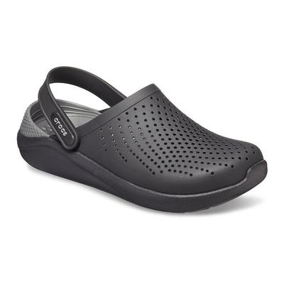 Crocs Black/Slate Grey Literide™ Clog Shoes
