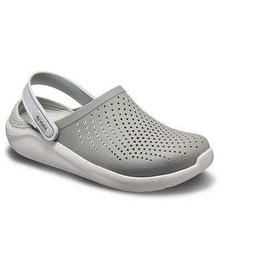 Crocs Smoke / Pearl White Literide™ Clog Shoes