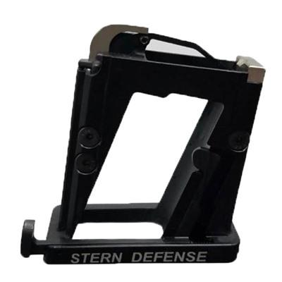 Stern Defense Ar-15 9mm Conversion Adapter - Ar-15 9mm Conversion Adapter For S&W M&P/Sig 320 Magazi