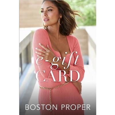 Boston Proper - Boston Proper Gift Card - - $265 Dollar