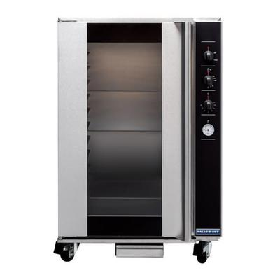 Moffat P12M Turbofan Half Height Insulated Mobile Heated Cabinet w/ (12) Pan Capacity, 110-120v
