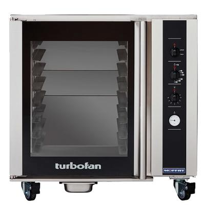 Moffat P85M8 Turbofan Half Height Insulated Mobile Heated Cabinet w/ (8) Pan Capacity, 110-120v on Sale