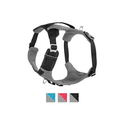 Kurgo Journey Air Dog Harness, Black/Charcoal, X-Large