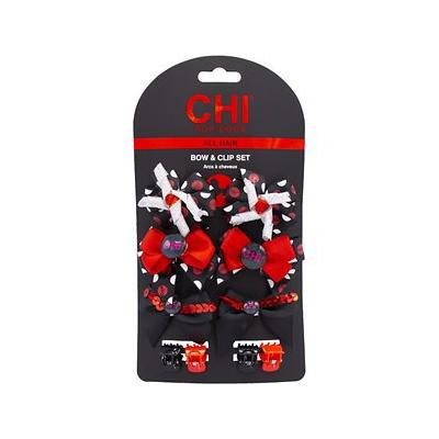 CHI Bow & Clip Set for Dogs